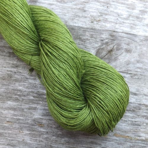 Lithuanian Linen - 9.4 Avocado